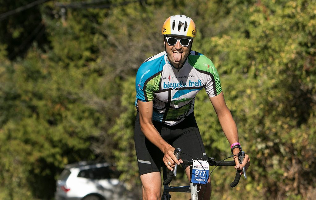 Travis Paterson Tour de Victoria 2016