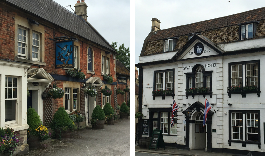 local English pubs