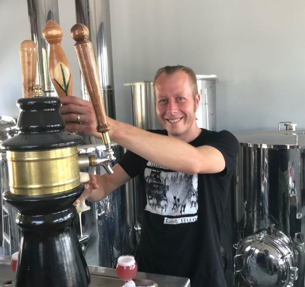 Danny Van Netten Howl Brewery