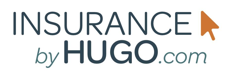 hugo logo wht bck